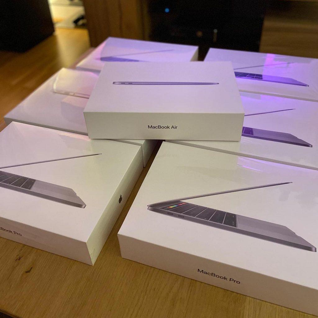 MacBook Pro deployment